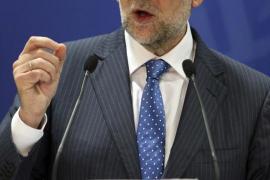 Rajoy aboga por cerrar la ayuda a la banca «con la mayor celeridad posible»