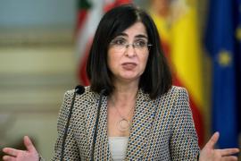 La ministra Carolina Darias ya está recuperada del coronavirus
