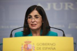 La ministra Carolina Darias