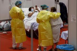 Sanidad rectifica sobre la vuelta al trabajo de los sanitarios enfermos leves