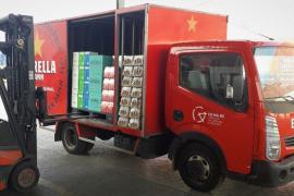 Damm lanza un servicio de reparto a domicilio en Mallorca durante el confinamiento