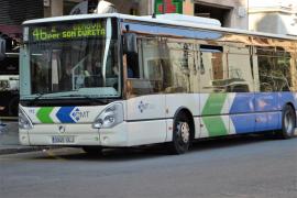 El comité de empresa de la EMT de Palma denuncia falta de protección frente al coronavirus