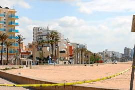 Más de la mitad de la planta hotelera de Baleares no abrirá sus puertas este verano