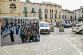 Procesiones en diferido y silencio en las calles