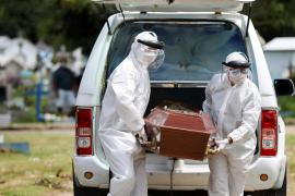 Los muertos por coronavirus superan los 100.000 en el mundo