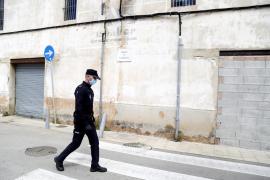 Detenido por salir huyendo de la policía y enfrentarse a los agentes con una sartén