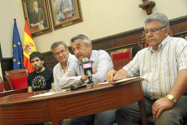 MenorcaAsamblea Sporting MahonesPaco Segarra dimision Ayuntamie
