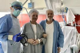 Josefa y Toni, una historia de amor y superación en Son Espases