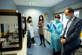 Illa anuncia una «red única de testeo» de coronavirus bajo el mando de las CCAA