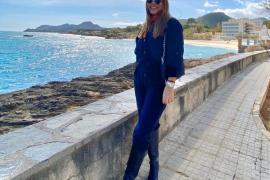 Javiera Flaquer, 'it girl' mallorquina: «La moda es una forma de libre expresión»