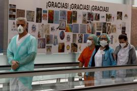 Las muertes por coronavirus repuntan, pero bajan los contagios