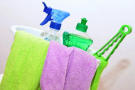 ¿Cómo limpiar la casa en tiempos de coronavirus?