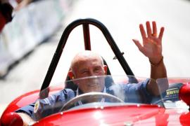 Fallece el expiloto británico de Fórmula 1 Stirling Moss a los 90 años