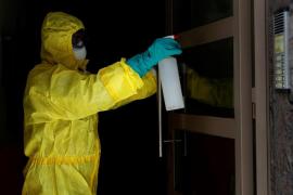 ¿Por qué no ha desinfectado la UME las residencias más afectadas en Mallorca?