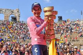 El Giro de Italia ya piensa en el mes de octubre