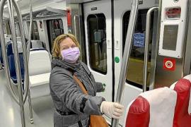 El Gobierno asegura que el suministro de mascarillas en el transporte público está garantizado