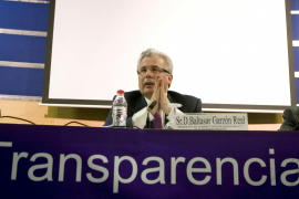 El Supremo abre la vía para juzgar a Garzón por investigar las desapariciones del franquismo
