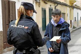 Las diez excusas más absurdas para romper la cuarentena en Palma