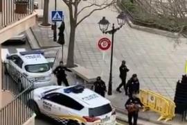 La Policía defiende las felicitaciones a niños