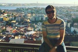 Luis, el enfermero de Boris Johnson, ya es un héroe en su Portugal natal