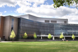 Medical College de Georgia en la Universidad de Augusta