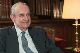 Fallece Landelino Lavilla