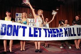 Las canciones para la resistencia: el curioso caso de Miss Sarajevo del 93