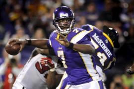 Fallece el exquarterback de la NFL Tarvaris Jackson en un accidente de tráfico