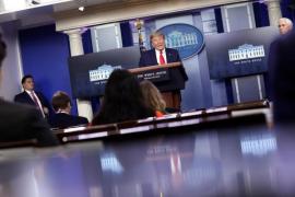 Trump mantendrá indefinidamente el cierre fronterizo con Europa