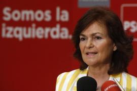 Carmen Calvo ha superado el coronavirus