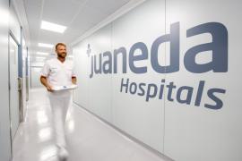 Juaneda Miramar, el hospital privado que más pacientes con COVID-19 derivados de la sanidad pública atiende en Baleares