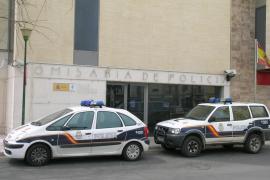 MANACOR. POLICIA NACIONAL. COMISARIA DEL CUERPO NACIONAL DE POLICIA DE MANACOR.