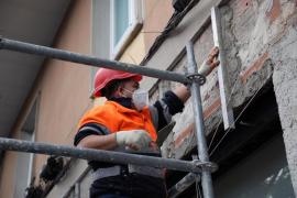 Los trabajadores de la construcción deberán rellenar un cuestionario de salud