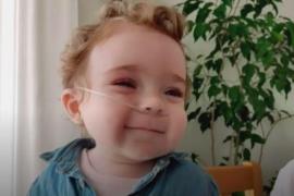 Noa, una bebé prematura que ha superado el coronavirus