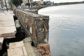 El Ayuntamiento de Palma retoma las obras públicas en el exterior