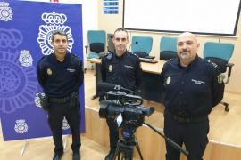 La Policía Nacional lanza en las redes una novedosa campaña de consejos