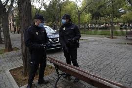 Detenido por arrancar de un mordisco parte de la oreja a su hermano en Palma