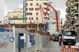 Construcción e industria vuelven al trabajo a medio gas y con falta de medidas de protección