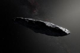 Oumuamua, el primer visitante interestelar, llegó de un mundo hecho añicos