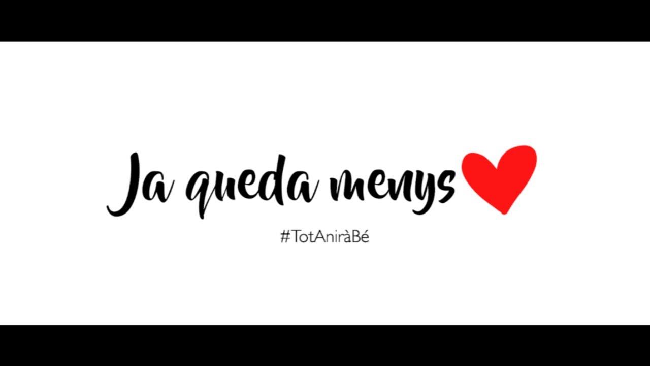 El Ajuntament de Palma lanza un emotivo mensaje: «Ja queda menys»