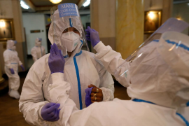La pandemia roza los dos millones de casos y supera los 126.000 muertos en todo el mundo