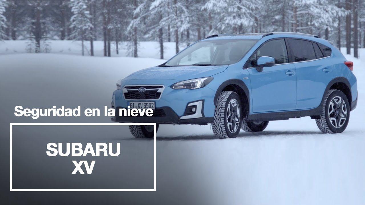 Subaru ofrece versiones híbridas o bi-fuel en toda la gama de SUV