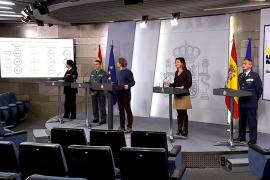Se reduce la transmisión del virus en toda España