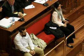 Condenados a 25 y 20 años los guardias urbanos Peral y López