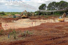 El Consell reanuda a todo gas las obras de la autopista de Llucmajor a Campos