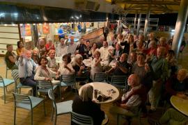 Los mallorquines del 'Costa Deliziosa' desembarcarán en Barcelona