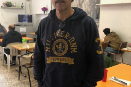 Toni Bauzá, comedor social Tardor: «A la Iglesia no se la ve en esta tragedia y la echo en falta»