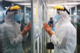 Sigue creciendo la cifra de nuevos contagios en España