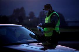 La Guardia Civil identifica en Baleares a 12.400 personas en 12.200 vehículos