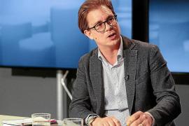 Salvador Losa, conseller en funciones de Economía i Hisenda